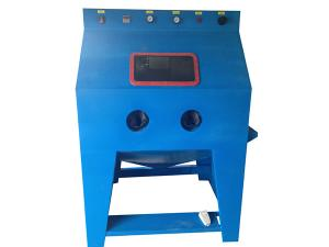 Wet Sandblasting Equipment
