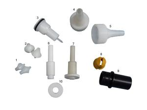 SAMES Powder Gun Parts
