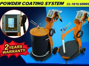 Manual Powder Coating System CL-181S