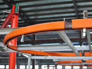 Overhead Conveying Line