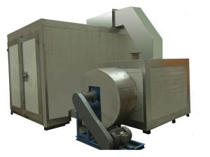 Fuel Oil Powder Coating Oven COLO-3210