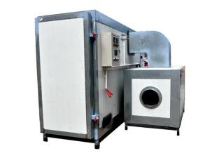 LPG Powered Curing Oven, Colo-0813