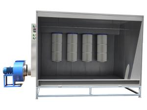 Cartridge Spray Booth