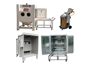 Powder Coating Package System