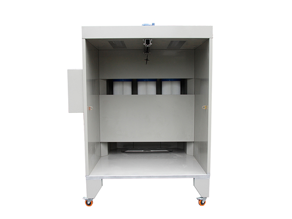 Powder Coating Spray Booth, COLO-S-1517